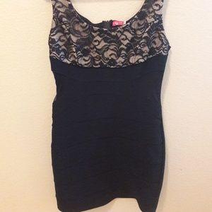 Ruby Rox XL Form Fitting Dress